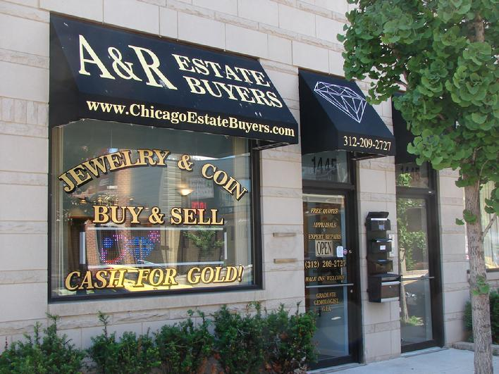 Gold & Jewelry Buyers - A&R Estate Buyers, Chicago